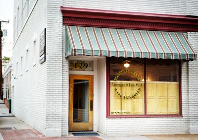FDWD office in Waynesboro