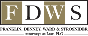 Franklin, Denney, Ward & Strosnider PLC, Attorneys at Law